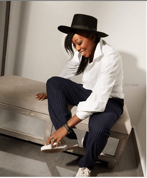 8 3 - Gorgeous photos of rapper, Emem Ema as she turns 40 Today