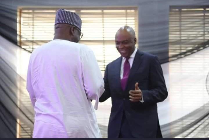 9088709 screenshot20190330213213 jpegba460a8a26cfd96d9626d1d70f9107da 1 - Saraki presents award to Kwara APC Governor-Elect [Pictures]