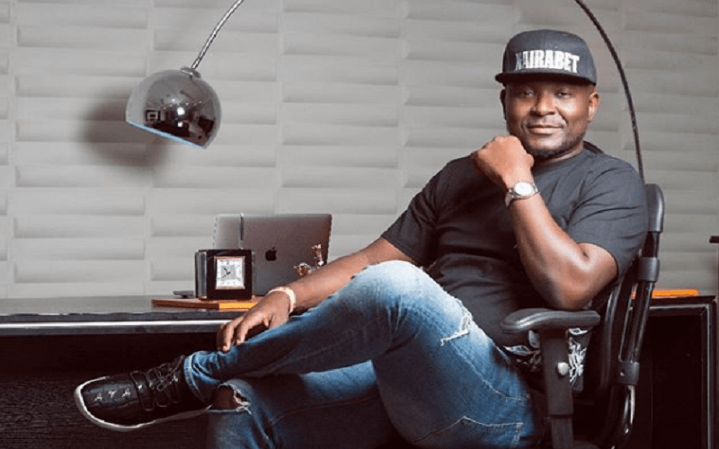 AKIN ALABI - Nairabet owner, Akin Alabi over-excited about Wizkid and Teni's latest collaboration