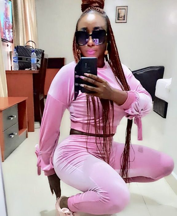 BAF7DD46 5BEF 4F58 86F6 48BB0CDB6F45 - Va Va Voom! Ini Edo Drops Jaws In Insanely Hot New Photos