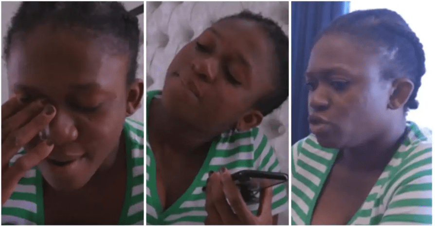 Capture 55 - 'I am tired of making music' – Waje Breakdowns In Emotional Video