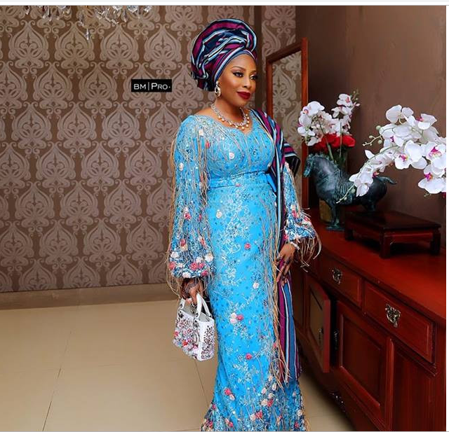 Capture 64 - [Photos]: Mo Abudu's exquisite look to her daughter's wedding is a must see