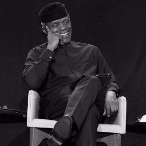 D1Hh9URU0AIGV2d - 'We are taking Nigeria to the NextLevel' – Buhari felicitates with VP