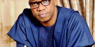 Ogun state governor Dapo Abiodun