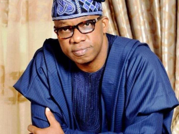 Amosun left an empty treauty - Dapo Abiodun