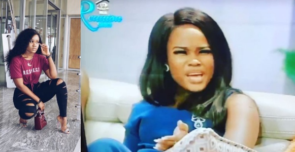 [VIDEO]: 'I Can't Kill Myself For You Guys. Google My Name, The First Thing You Will See Is The Most Bitter Nigerian Woman' - Cee-C