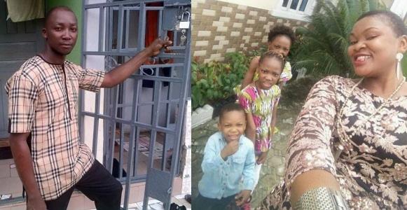 Nigerian man sets wife on fire over feeding money in Edo state - Heartless Man Sets wife On Fire In Edo State For Asking For Feeding Money