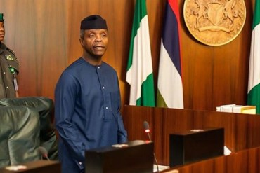 'I'm A Product Of God's Special Mercy' – Vice President, Yemi Osinbajo