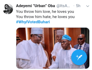 Screenshot 20190306 2006452 4 - Nigerians reveal reasons why they voted for President Buhari [See pictures]
