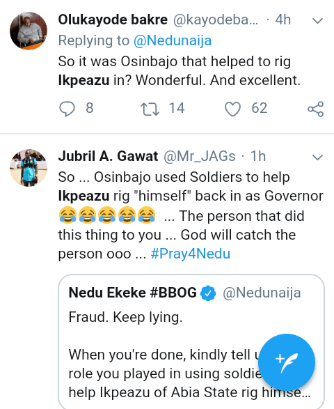 """Screenshot 20190317 1401482 - """"Osinbajo helped PDP win in Abia State"""" – Nigerians react to allegation"""