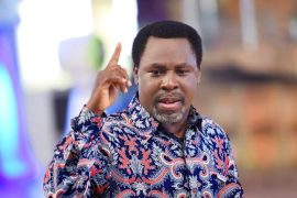 'Pray For Nigeria – For Peace And Harmony' – Prophet TB Joshua
