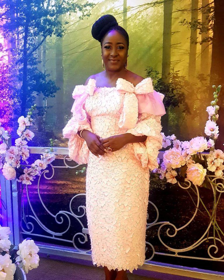 Temidayo Ted Abudu Adebola Makanjuola Traditional Engagement AsoebiBella BellaNaija 13 768x960 - [Beautiful Photos]: Asoebi Guests At Media Mogul, Mo Abudu's Daughter's Wedding