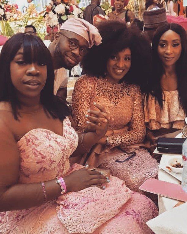 Temidayo Ted Abudu Adebola Makanjuola Traditional Engagement AsoebiBella BellaNaija 24 - [Beautiful Photos]: Asoebi Guests At Media Mogul, Mo Abudu's Daughter's Wedding