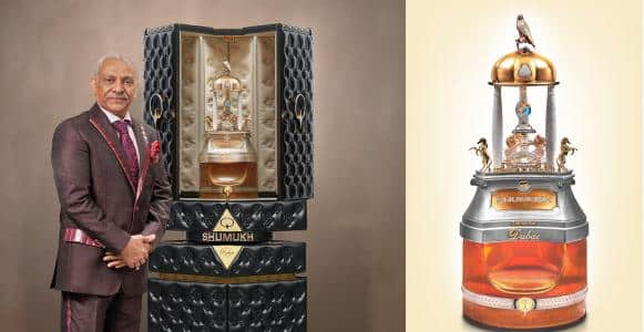 Worlds most expensive perfume that cost ₦471 million launched in Dubai - World's Most Expensive Perfume Launched In Dubai