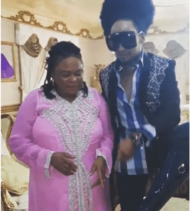 edun - [Photos]: Denrele Spotted With Patience Jonathan