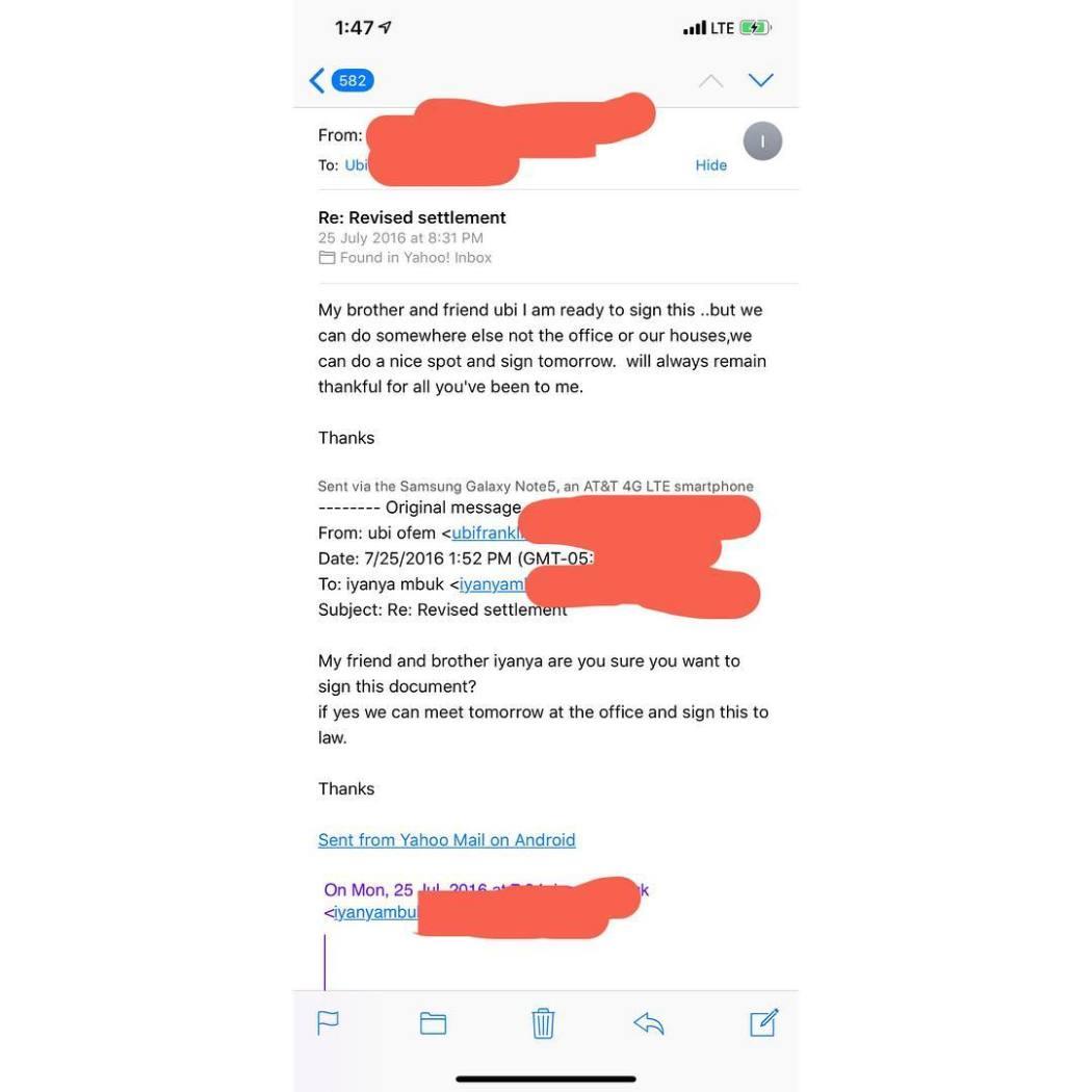 iyanya 7 - 'He Is a Liar'- Ubi Franklin Responds to Iyanya's Claims, Shares Photos