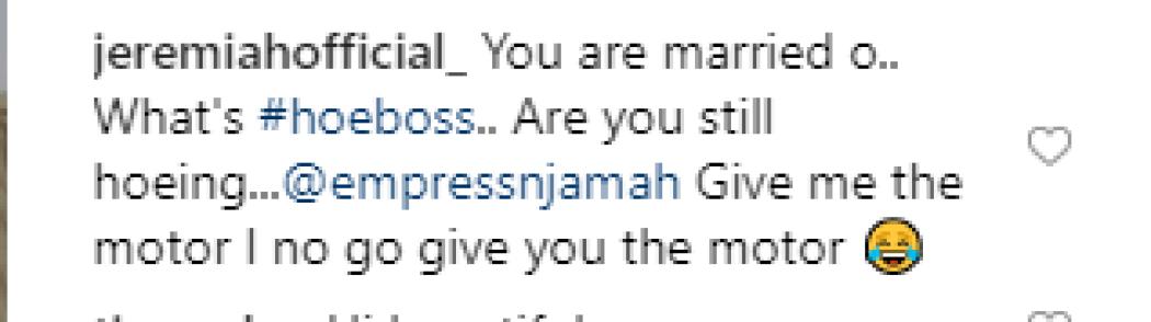 k 1 - Are you still sleeping around? – Rude Fan calls actress Empress Njamah out