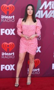 katie stevens arrives at the 2019 iheartradio music awards news photo 1130561617 1552604782 - See all the red carpet looks from the 2019 iHeartRadio Awards