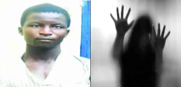 Man Blames 'Evil spirit' For Raping 7-Year-Old Girl