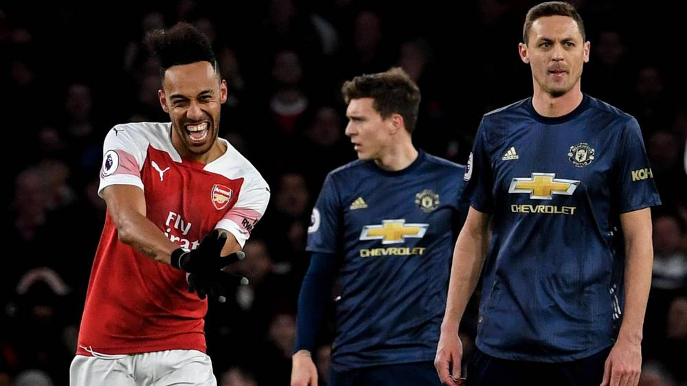 mm - Arsenal vs Manchester United: Ratings and Funny Reactions.