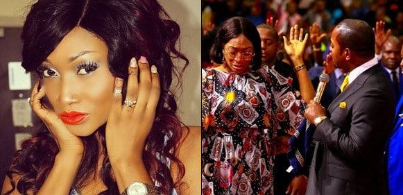 oga - Actress Oge Okoye Reveals Why She Visited Pastor Alph Lukau For Deliverance