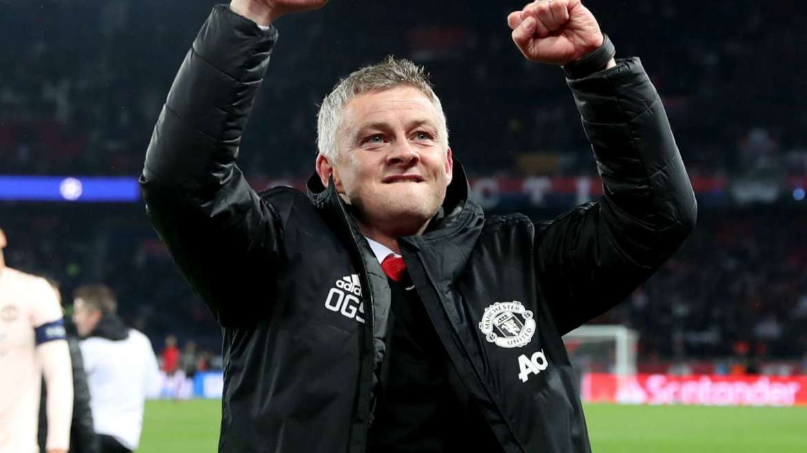 BREAKING: Manchester United Appoint Ole Solskjaer As Permanent Manager