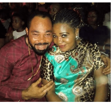 p 1 - Nollywood actor Armstrong Moses mourns late wife in heartbreaking post