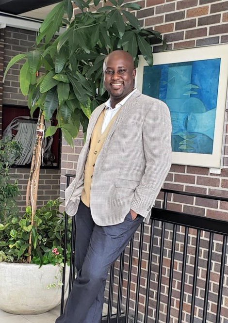pu - Nigerians mourn Pius Adesanmi, who was one of the passengers onboard crashed Ethiopian airline