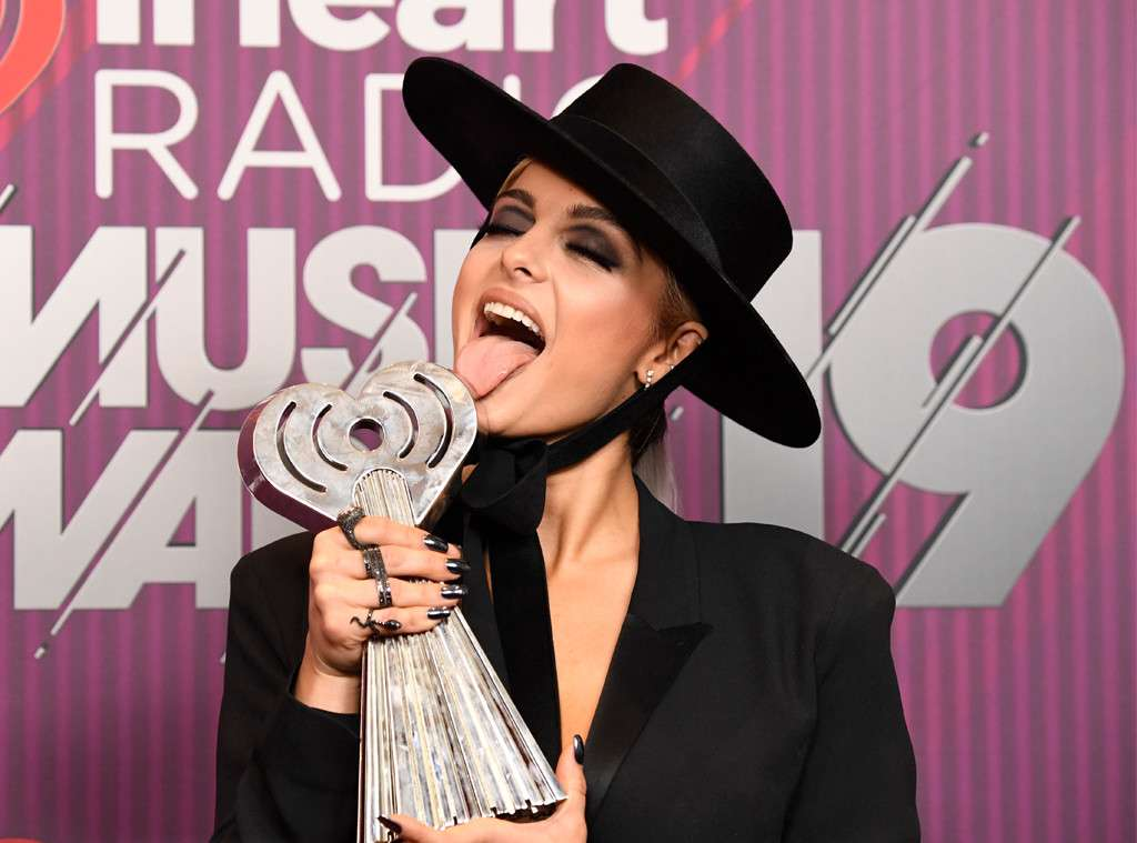 rs 1024x759 190314191312 1024 bebe rexha.cl .031419 - See full list of winners at the 2019 iHeartRadio awards