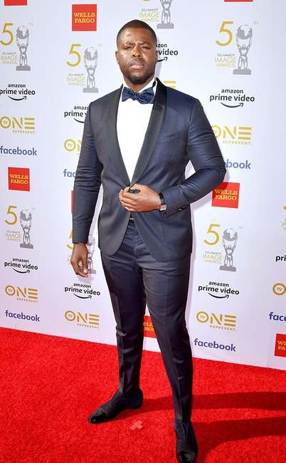 rs 634x1024 190330175957 634 Winston Duke GettyImages 1139369092 - [Photos]: 2019 NAACP Awards: Checkout some of the best dressed celebrities on the red carpet