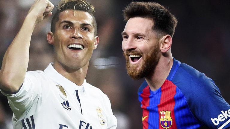 I Miss Having Cristiano Ronaldo Here With Me In La Liga - Lionel Messi