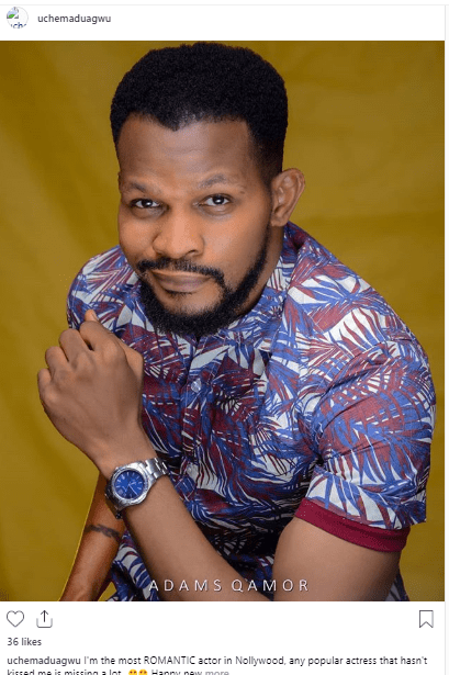uchee - Go And Beg Your Ex-Girlfriend, Yvonne Nelson, If You Want Your Musical Career Back – Nollywood Actor To Iyanya