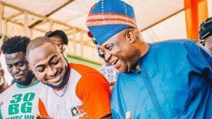 'Pray For Us'' - Davido Call On Nigerians