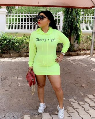 1 15 - 'You are disgusting' – Fan slams actress Halima Abubakar