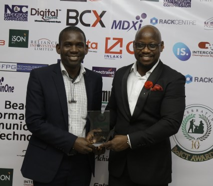 1 19 - Spectranet Gets Best 4G LTE Recognition at BoICT Awards
