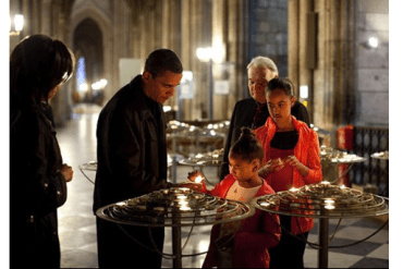 Notre Dame Fire: Barack Obama sympathizes with the people of France