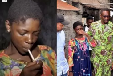 Watch The Emotional Video Of A Cocaine Addict Who Prostitutes To Feed Her Addiction