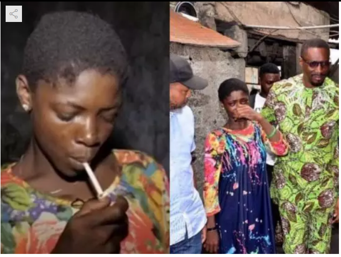 1 47 - Nigerians react as girl who attended one of the most expensive schools in Nigeria, ends up as a prostitute and drug addict