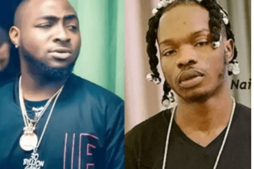 Davido reacts to Naira Marley's 'Yahoo Yahoo' comment