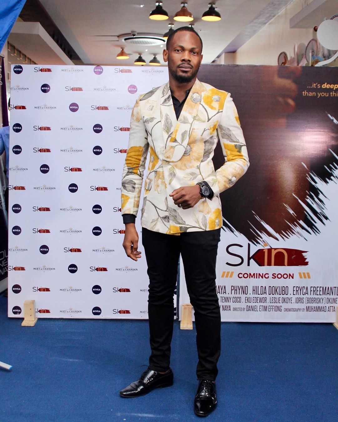 "12 - Omotola Jalade-Ekeinde, Mo Abudu, others spotted at the Premiere of Beverly Naya's Documentary ""Skin"""