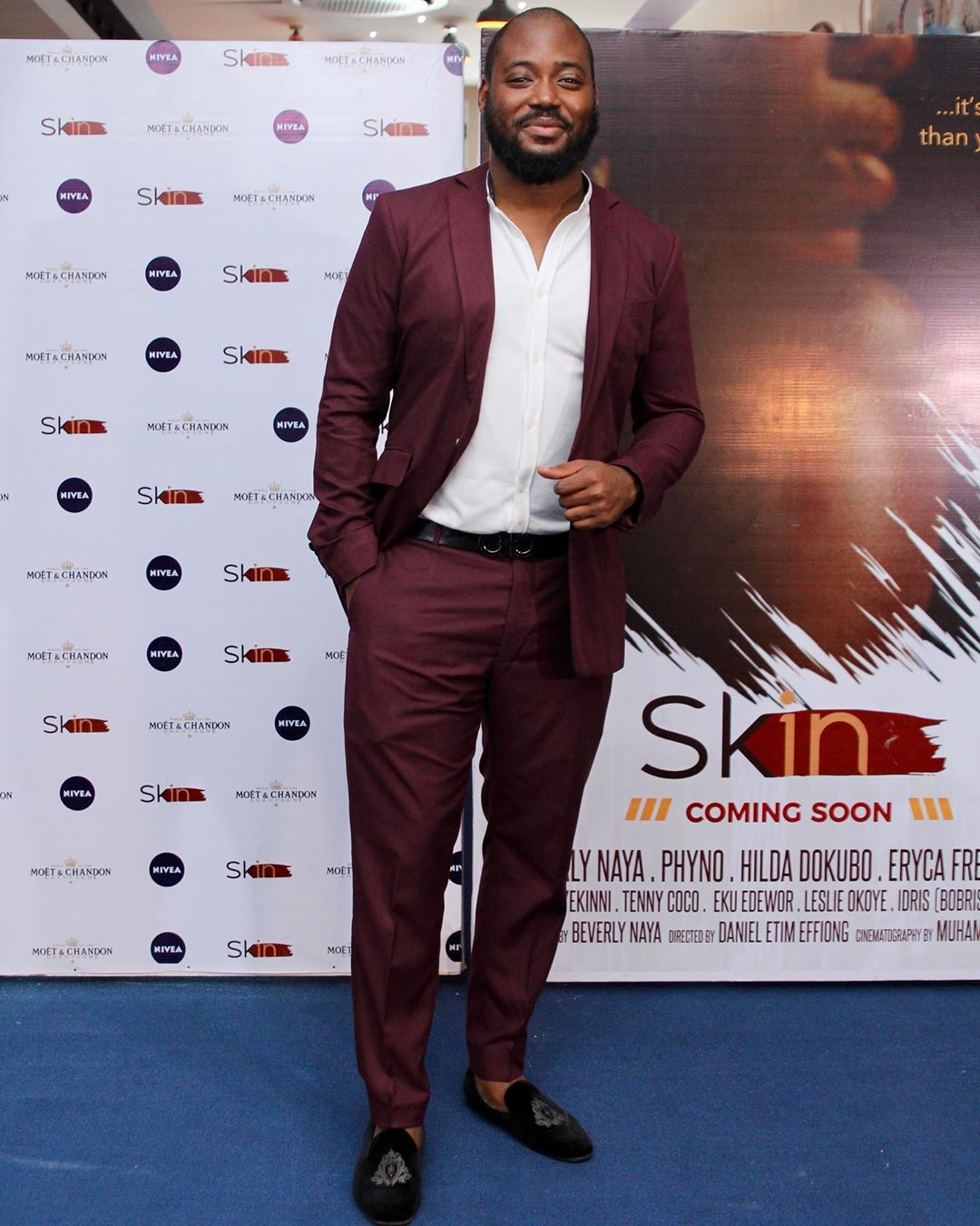 "17 - Omotola Jalade-Ekeinde, Mo Abudu, others spotted at the Premiere of Beverly Naya's Documentary ""Skin"""