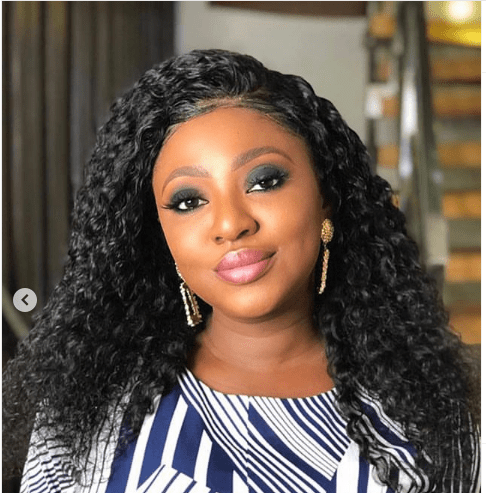 2 10 - [Photos]: 'I take permsission from my parents before going out' – Yvonne Jegede