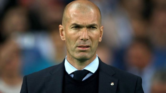 'I Can't Blame The Players For Anything' - Zidane After Valencia Defeated Real Madrid