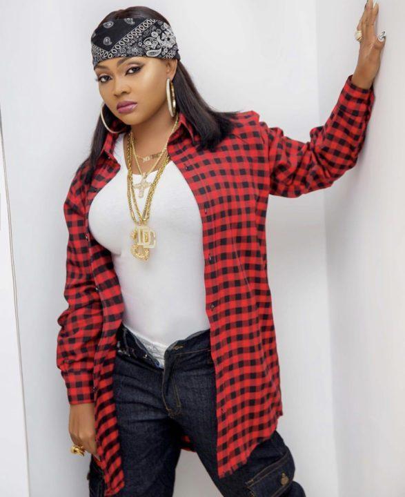 28F265D3 B7FB 49AE 805C 4AFD1B234747 1 - [Photo]: Mercy Aigbe celebrates 5 million IG followers in style