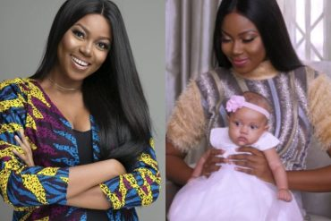 Revealed!!! This may be why Yvonne Nelson deleted her daughter's IG page?