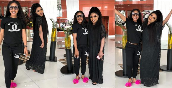 5b4a6c2e53552 tile - Nigerian Crossdresser, Bobrisky Advises Tonto Dikeh After IG Outburst