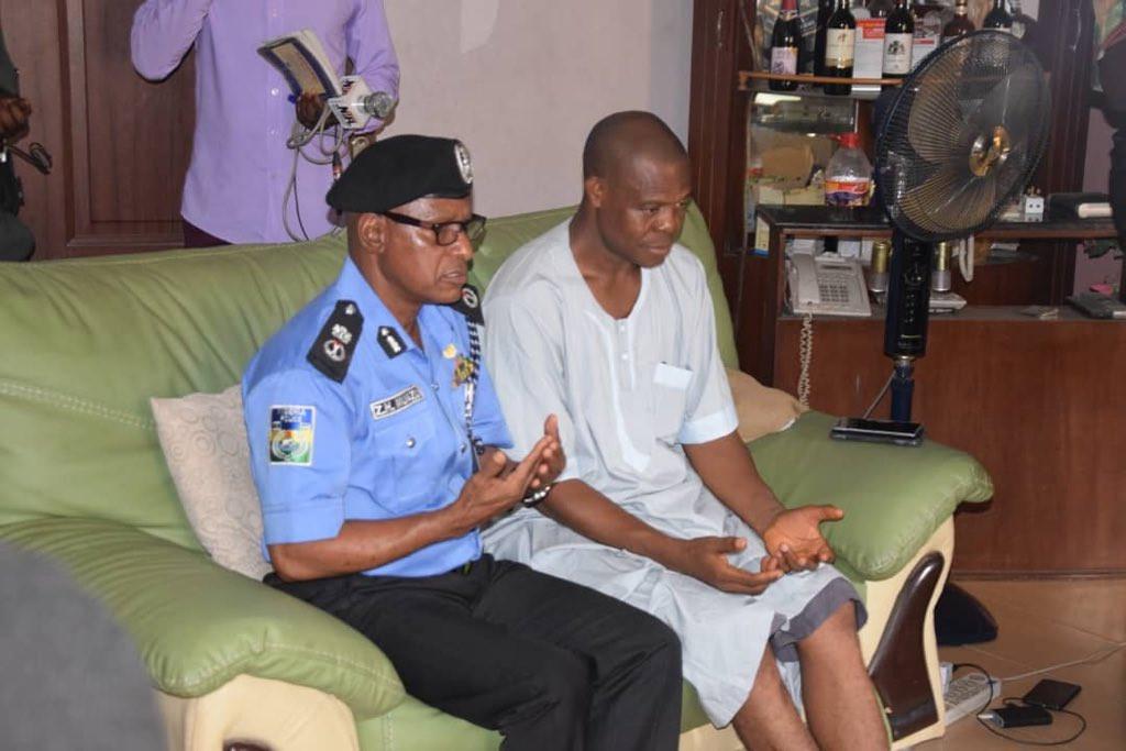 5ca34ebd5b1d3 - [Photos]: Lagos state police commissioner pays condolence visit to Kolade Johnson's family