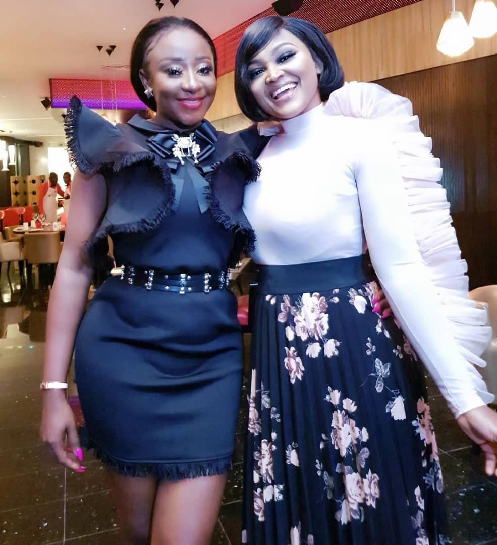 5cbeaa42c44a7 - [Photos]: Toke Makinwa, Mercy Aigbe, others attend Ini Edo's birthday party