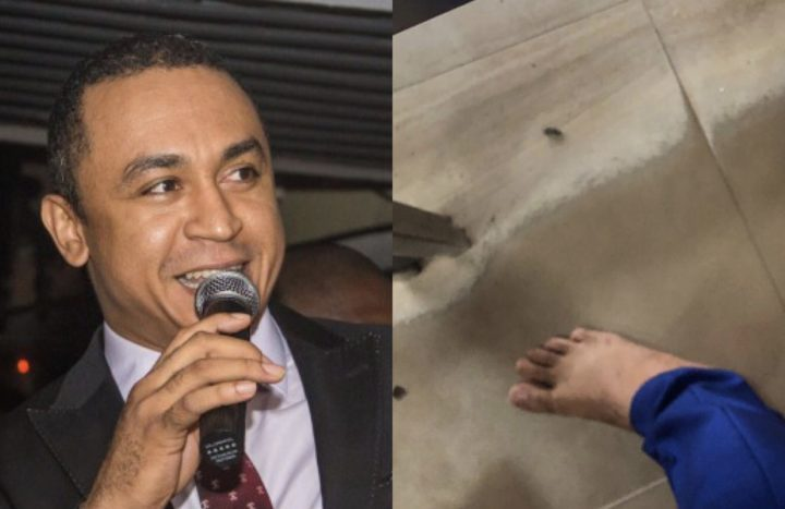 78E9A277 0C56 4207 B792 FEC11F589BED - 'We are so dirty in this country' – Daddy Freeze slams airport officials