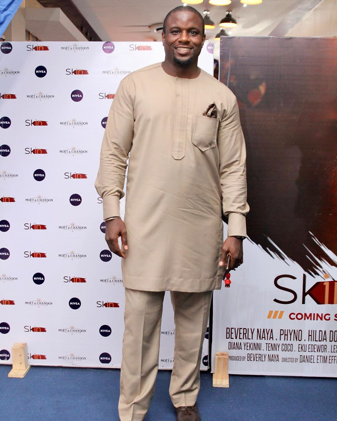 "8 - Omotola Jalade-Ekeinde, Mo Abudu, others spotted at the Premiere of Beverly Naya's Documentary ""Skin"""